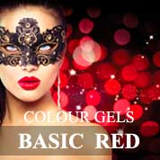 Colour Gels BASIC RED