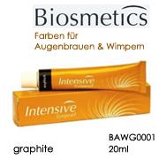 Augenbrauen & Wimpernfarbe graphite, 20ml