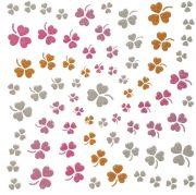 Sticker Kleeblätter