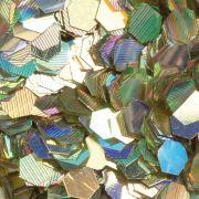 Hexagonal Design gold