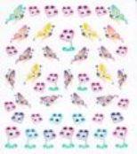 Springtime Sticker Butterfly